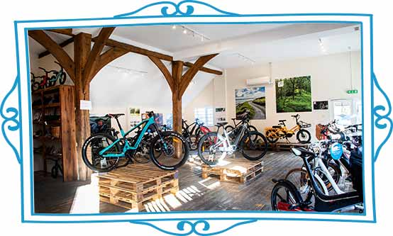 Velospeed ebike showroom - Reading