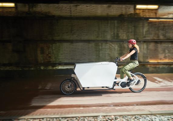 Cargo Benefit Urban Arrow