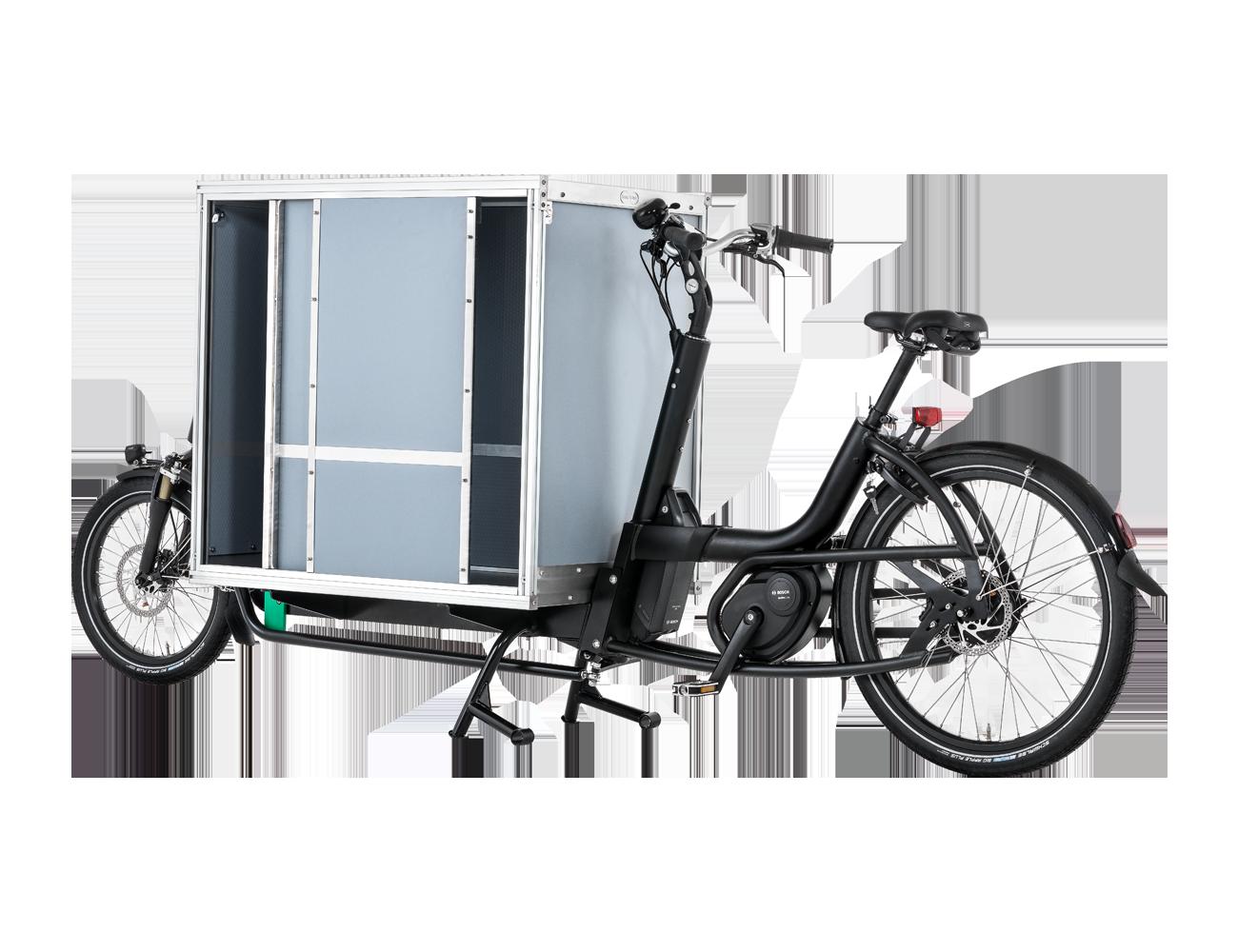 Cargo XL Sliderbox Urban Arrow eBike
