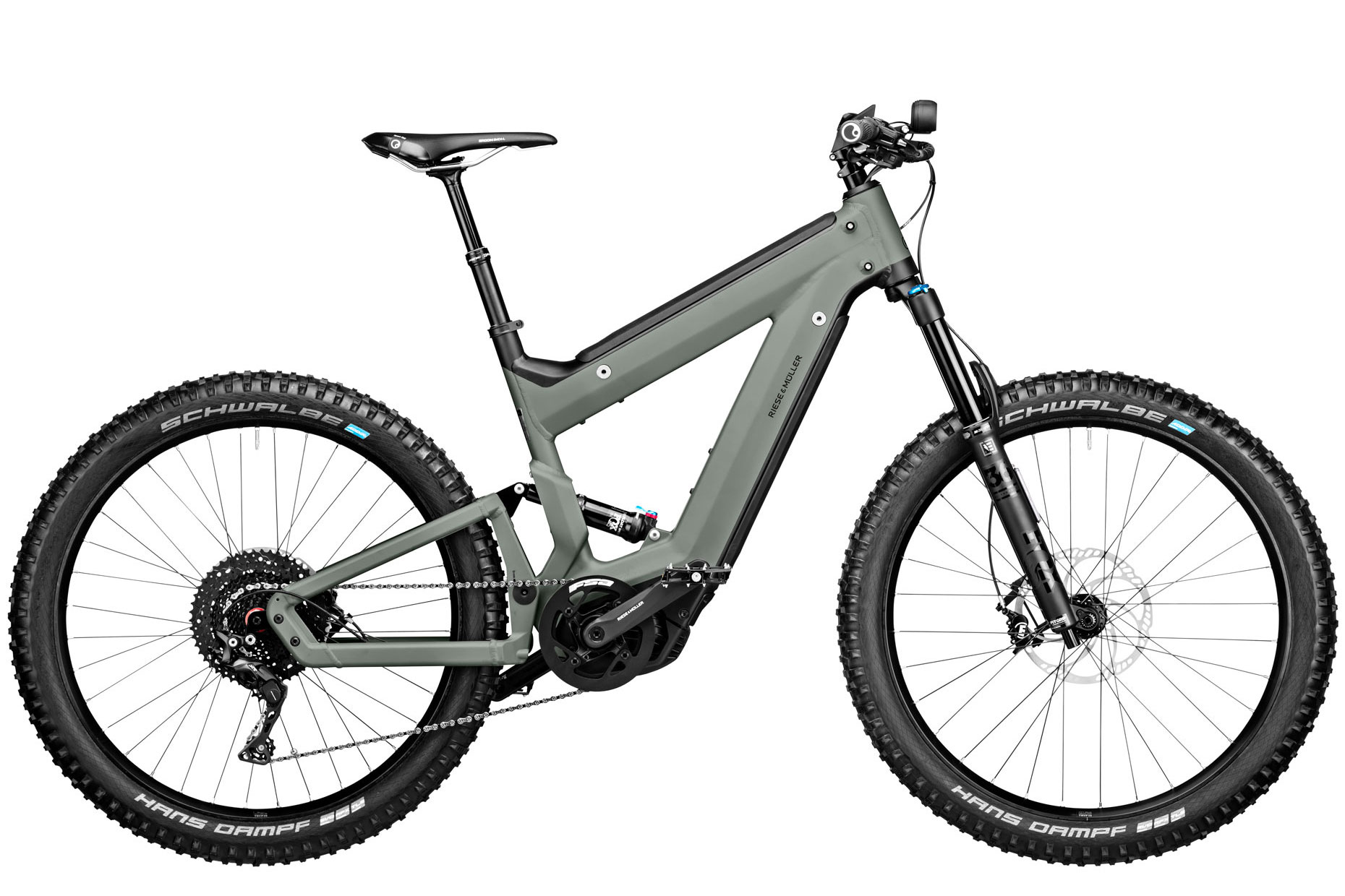 Riese & Müller Supercharger2 GT Rohloff HS eBike