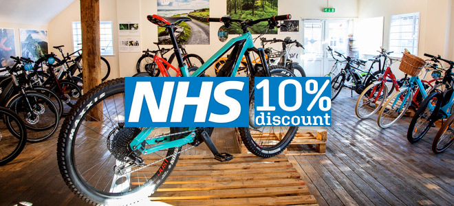 nhs cycle discount 10%