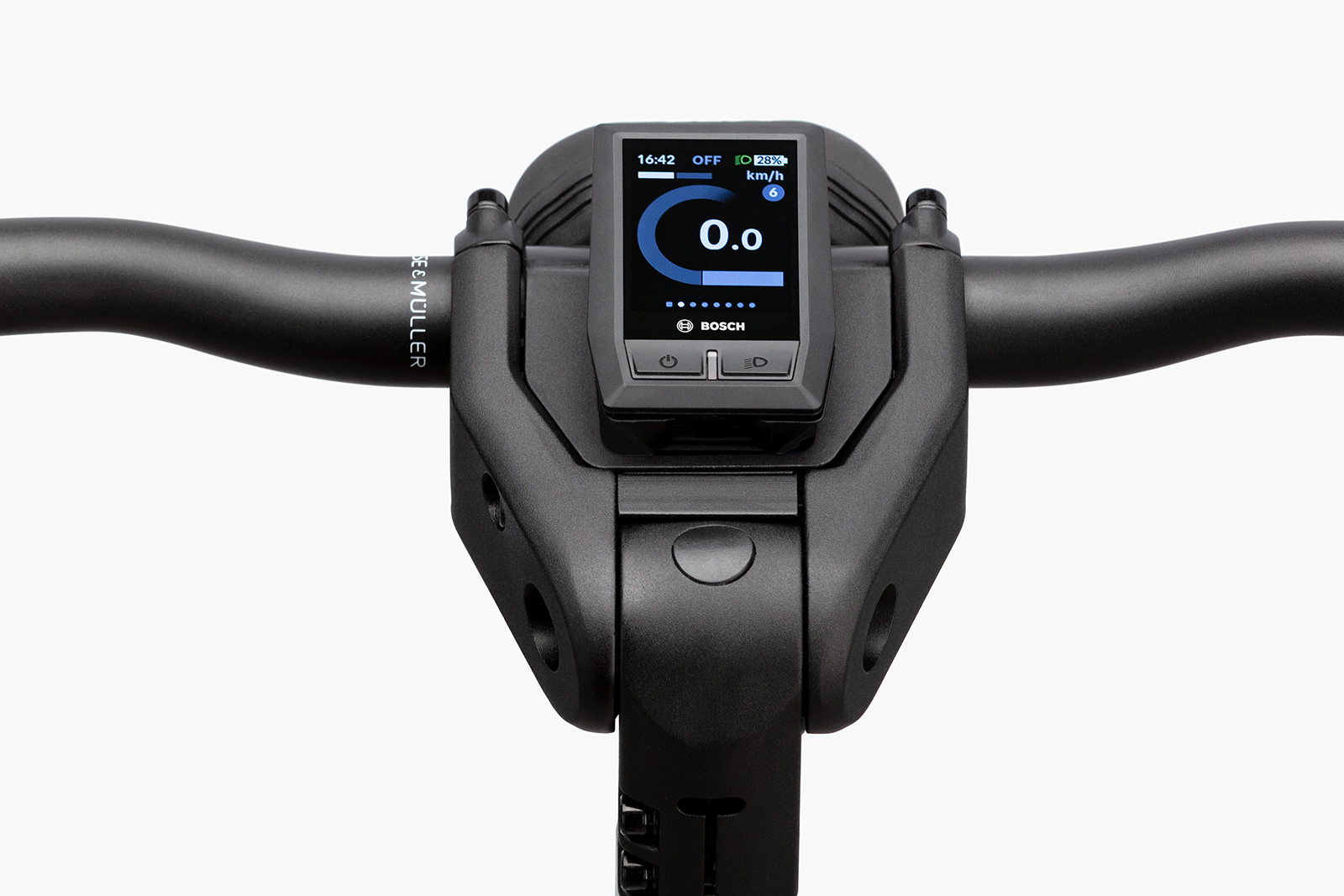 cockpit Riese & Muller Charger3