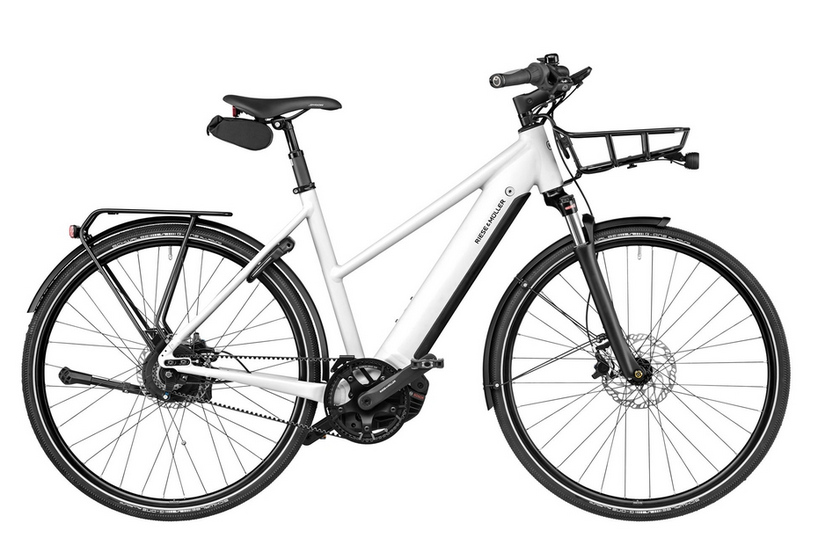 Riese & Müller Roadster Mixte Touring 500 eBike (white)
